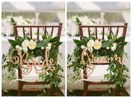 and groom chair signs and groom chair signs rustic wedding wooden chair sign wood