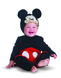 used baby halloween costumes disney u0027s mickey mouse infant dress up costume walmart com