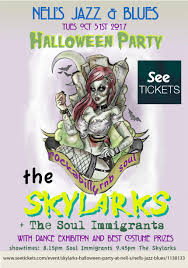 nells halloween party nells jazz and blues london tue 31st