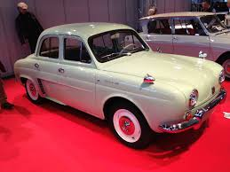 1960 renault dauphine renault abarth exhausts