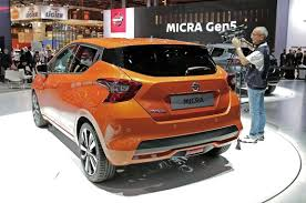 nissan micra ground clearance new nissan micra 2018 2019 u2013 5 generation compact hatchback cars