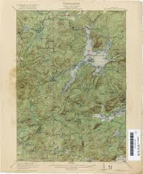 New York State Map Pdf by New York Topographic Maps Perry Castañeda Map Collection Ut