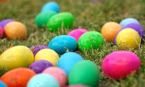 easter egg easter egg hunt bartlett s farm