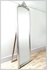 stand alone mirror with lights standing mirror with lights stand alone mirror large free standing