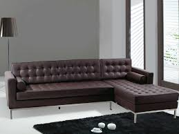 Brown Leather Sofas Sofa 4 Brown Leather Sectional Sofa Living Room Living Rooms