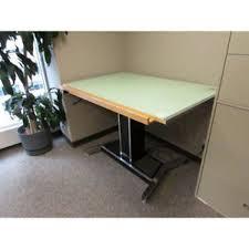 Hamilton Vr20 Drafting Table Motorized Drafting Table Edison Electric Lift Drafting Table