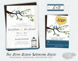 bird wedding invitations bird wedding invitations rustic country wedding invitation