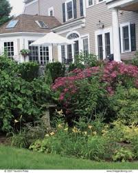 matching the colors of your house and garden fine gardening