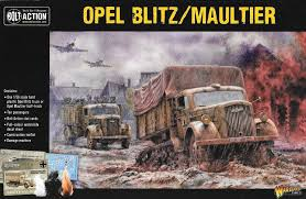 opel blitz or maultier