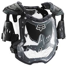 motocross fox fox racing new mx ladies r3 chest protector clear motocross womens