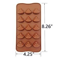 chocolate emoji amazon com 3pc cute funny emoji candy molds chocolate molds