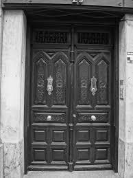 Wooden Door File Antique Wooden Door At Calle Mayor Madrid Jpg Wikimedia