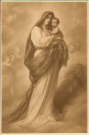 405 best blessed mother and guardian angels images on pinterest