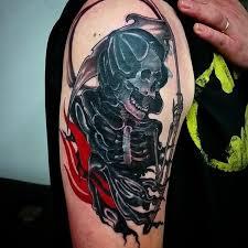 100 horrible grim reaper tattoos april 2018