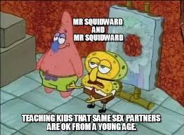 Squidward Meme - meet the squidwards i m squidward meme on memegen
