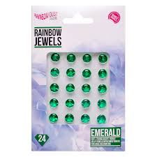 edible jewels rainbow dust edible jewels gems pack of 24 cake sugarcraft