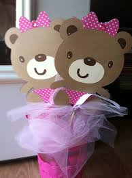 teddy baby shower ideas best 25 teddy centerpieces ideas on baby shower