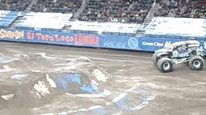 insane monster truck save gifs