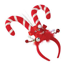 christmas headbands christmas party fascinator headband candy antlers led