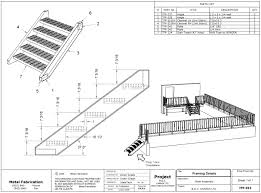 Industrial Stairs Design More1 Png