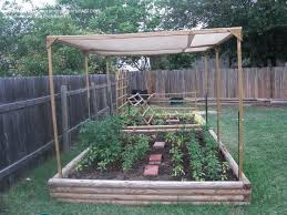 Garden Shade Ideas Fancy Plush Design Garden Shade Cloth Vegetable Ideas