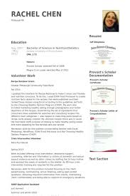 Resume In English Sample by Stocker Resume Samples Visualcv Resume Samples Database