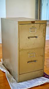 Yellow Metal Filing Cabinet Food Fashion Home Fabric Covered Filing Cabinet Makeover