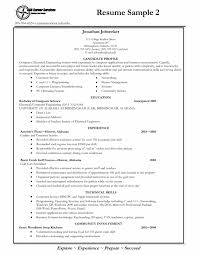 download sample resume for college application gallery of 19