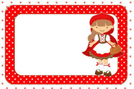 red riding hood party free printable invitations