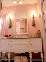 Shabby Chic Bathroom Ideas by 140 Best Shabby Chic Bathrooms Images On Pinterest Room Shabby