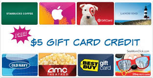 best gift card free 5 gift card credit to raise see click