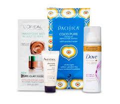 free target may beauty bonus box with any 20 beauty purchase