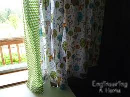 Jungle Curtains For Nursery Nursery Engineering A Home Page 2