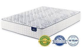 Serta Master Sleeper Crib And Toddler Mattress Serta Select Coralview Firm Sleeper Mattress