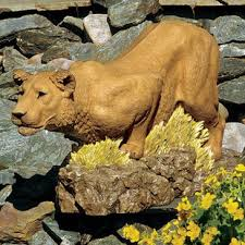 lioness statue lion and lioness statue wayfair