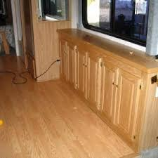 laminate flooring in rv