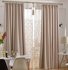 Beige And White Curtains Lovely Design Ideas Beige Linen Curtains Modern In Eco