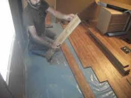 installing home kensington manor from lumber liquidators