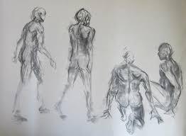 gesture figure drawing male 5 by annathomas2012 on deviantart