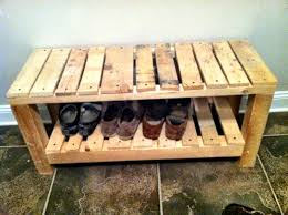 Wooden Pallet Bench Pallet Bench The Dawg U0027s Dish