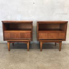 pair of mid century nightstands u2013 urbanamericana
