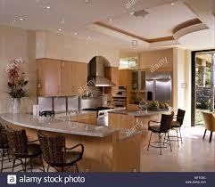 kitchen central island modern kitchen wood units granite worktops central island unit