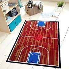 sports area rugs ebay