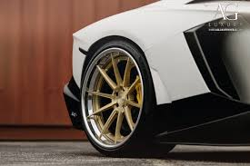 lamborghini car gold ag luxury wheels lamborghini aventador forged wheels