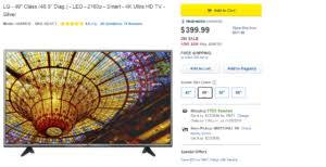 best tv deals for black friday 2016 best black friday plasma tv deals for 2016 discounts u0026 sales