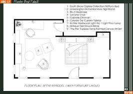 17 master bed 3d model cgtrader