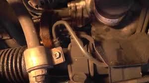 2004 nissan pathfinder oil cooler youtube