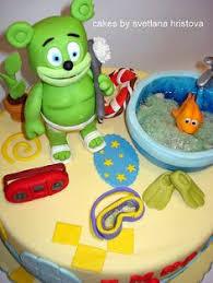 Gummy Bear Decorations Gummy Bear Cake Ahhhhhh I Want This For Ayden U0027s 1st Bday Party