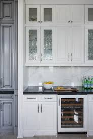 Glass In Kitchen Cabinets Inspiring White Kitchen Cabinets With Glass Doors 49 In Home For