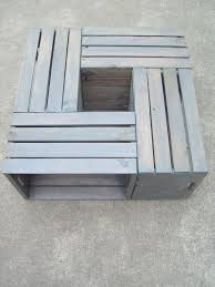 Wine Crate Coffee Table Diy by Diy Wine Crate Coffee Table The Dapper Cowboy